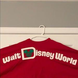 Walt Disney World Christmas Spirit Jersey in Red
